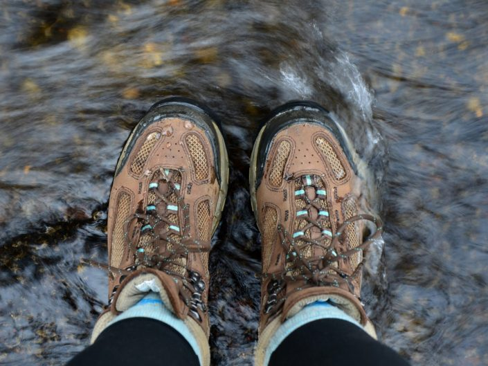 How to buy a hiking boot for thru-hiking